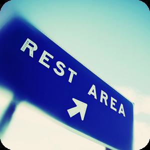 entering rest